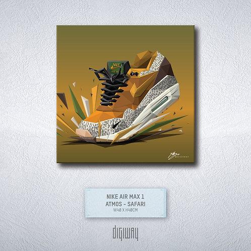 Air Max 1 - Atmos - Safari