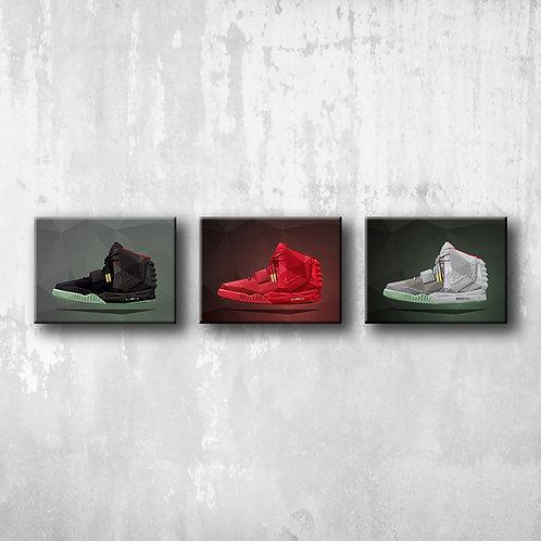 Nike Yeezy 2 collection