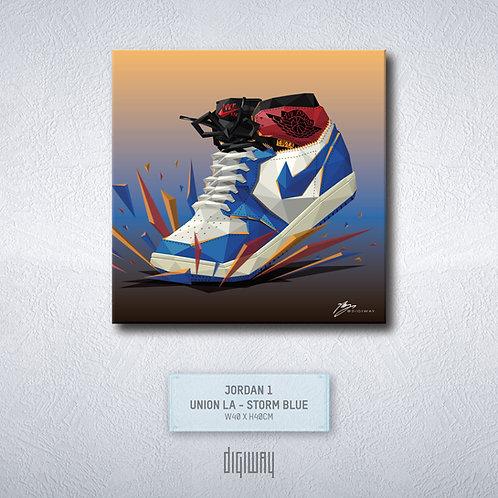 Air Jordan 1 - Union LA