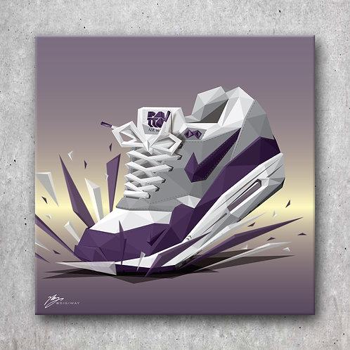 copy of Nike Air Max 1- Patta Purple Denim