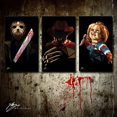 Epic '80s horror movies