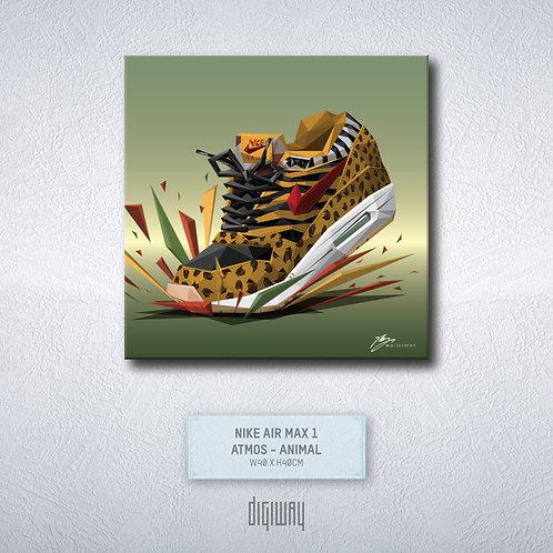 Air Max 1 - Atmos - Animal