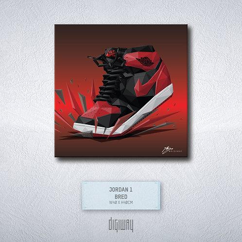 Air Jordan 1 - Bred
