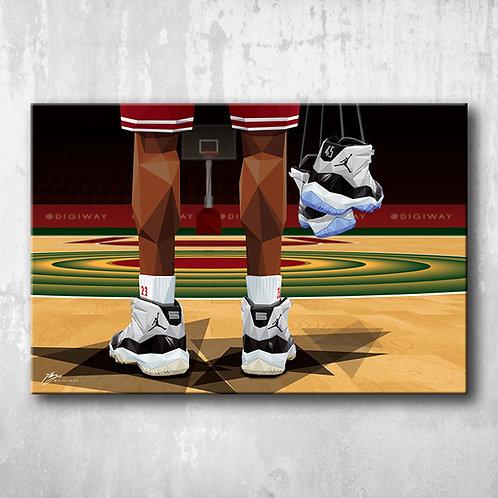 Air Jordan 11 - Concord