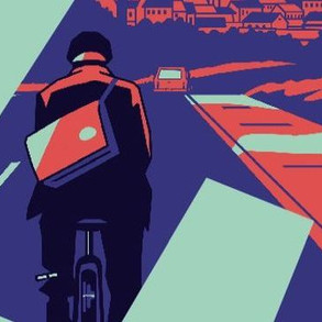 do práce na kole