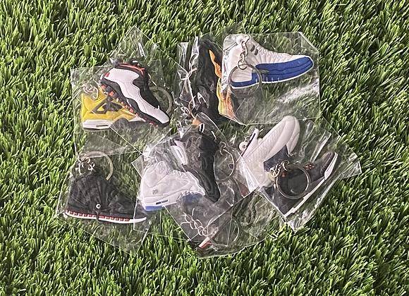 Sneaker Keychain Charm