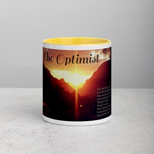 The Optimist Prayer Mug