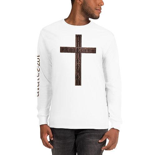 Redeemed-Protected Long Sleeve Shirt
