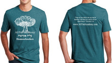 You Can Now Order AliYah Academy Shirts!