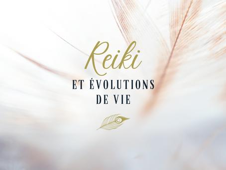 Comment le Reiki accompagne les évolutions de vie ?