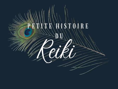Petite histoire du Reiki