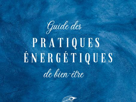 Petit guide des pratiques énergétiques de bien-être