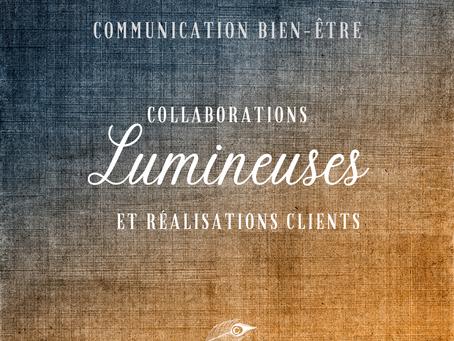 Collaborations lumineuses et réalisations clients