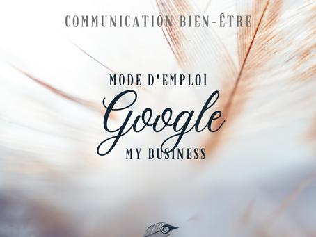 Google My Business : Mode d'emploi