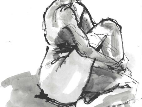Figure Study 1/21/21-5