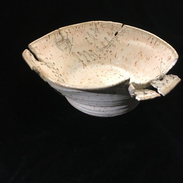 Mended  bowl