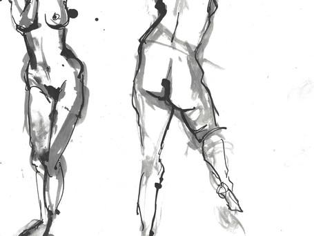 Figure Study 1/15/21-1