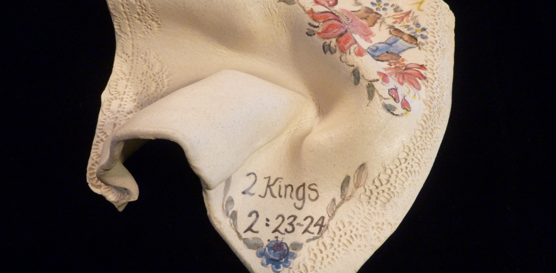 2 King 2:23-24 (Side View)
