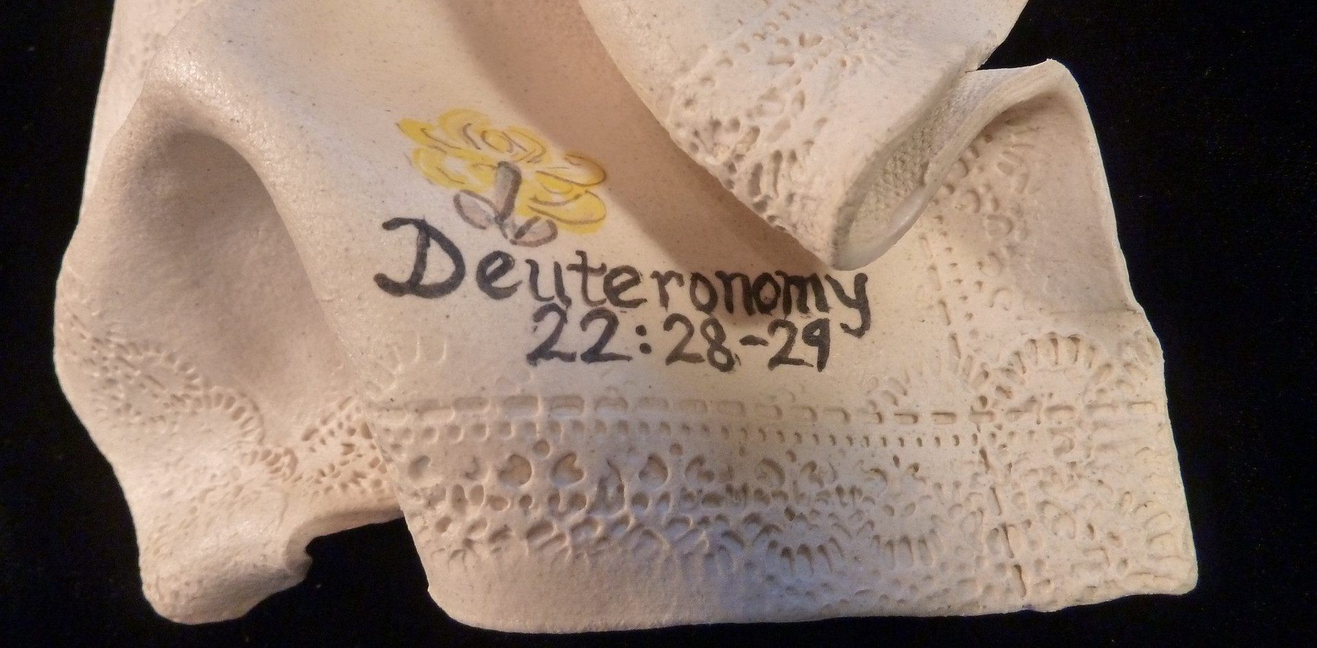 Deuteronomy 22:28-29 (Side View)