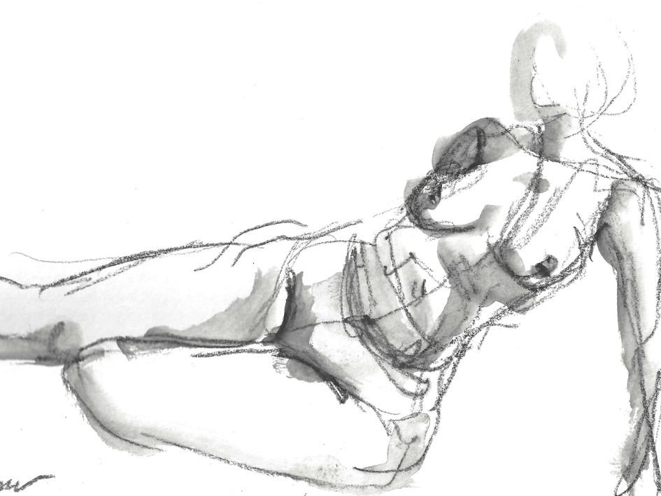 Figure Study 1/10/21-4