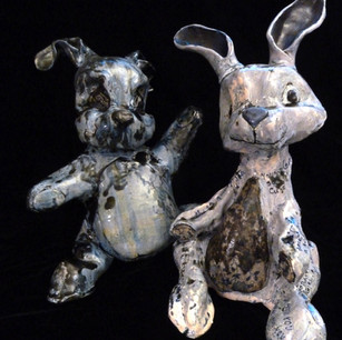 Our Children Are Listening, Toys for Boys and Girls: Toxic Masculinity Puppy and Misogyny Bunny