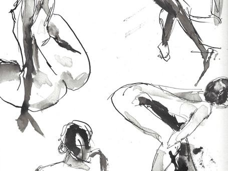 Figure Study 1/5/21-1