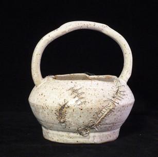 Mended Basket (Alternate View)