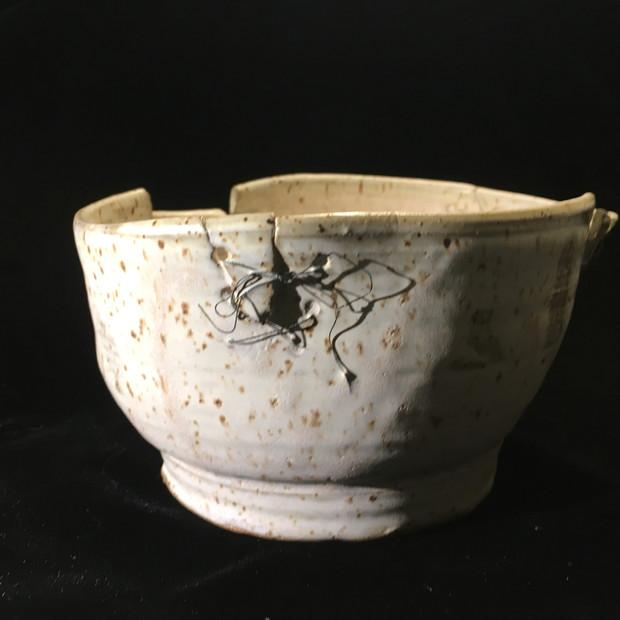 Mended rice bowl
