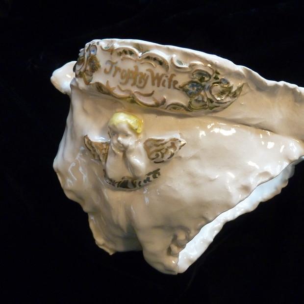 Rococo Porcelain Trophy Wife Pantie