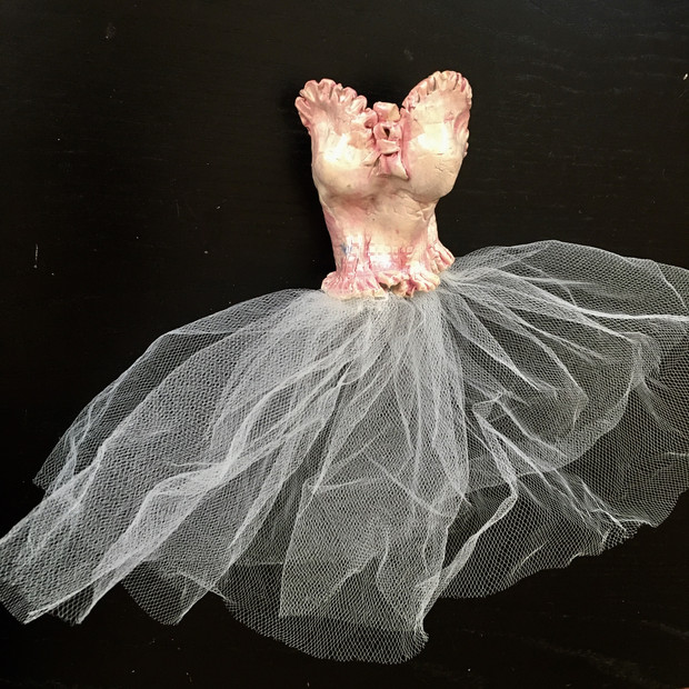 Samantha (Dress Sculpture)