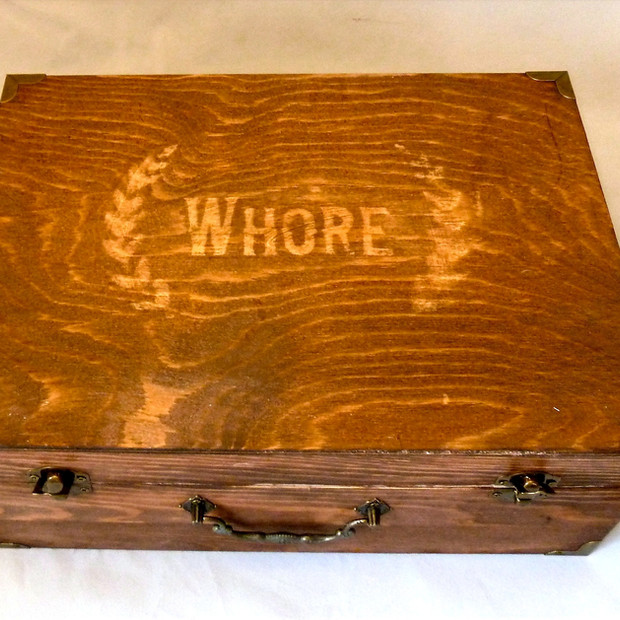 Whiskey Whore, 80 Proof Gift Box