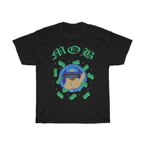 """""""MOB"""" The Pup Game T-Shirt"""