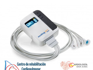 Monitor Holter 24 hrs.