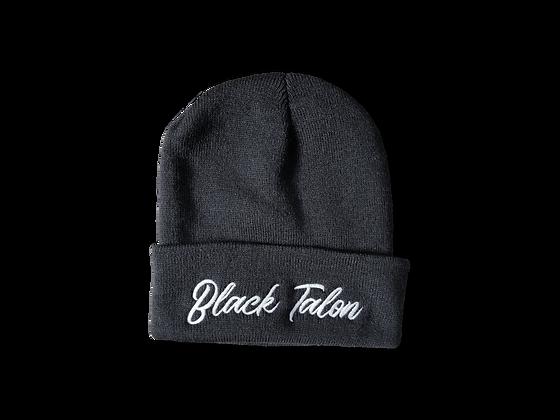 Black Talon Signature Beanie