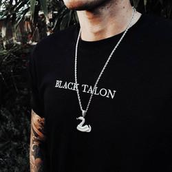 Black Signature Tee
