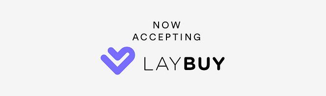 Laybuy Launch. eDM Tile full width grey.