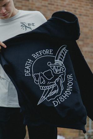 Death Before Dishonour Hoodie