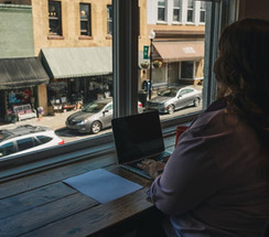 Work and play in Downtown Apex, NC