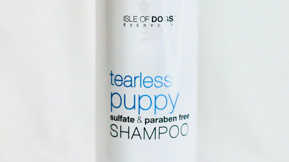 Puppy Shampoo 16oz