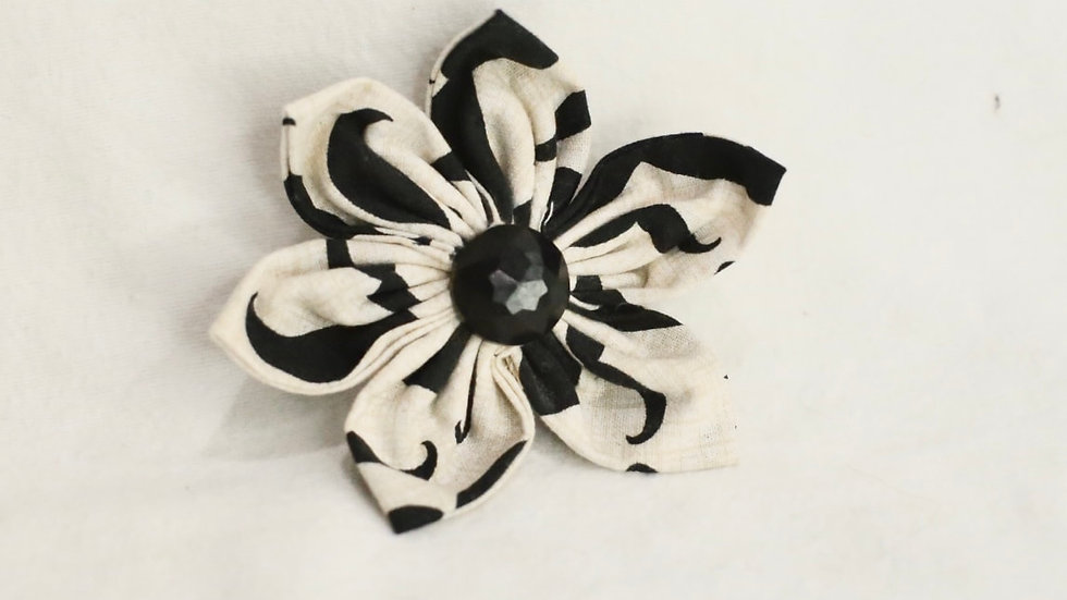 Collar & Flower set Large