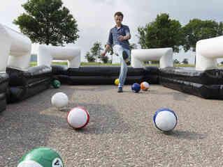 Fussball Billard