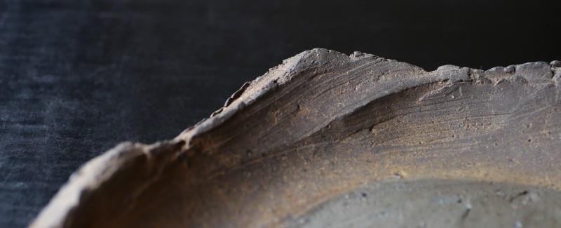 南蛮陶板皿 B4411