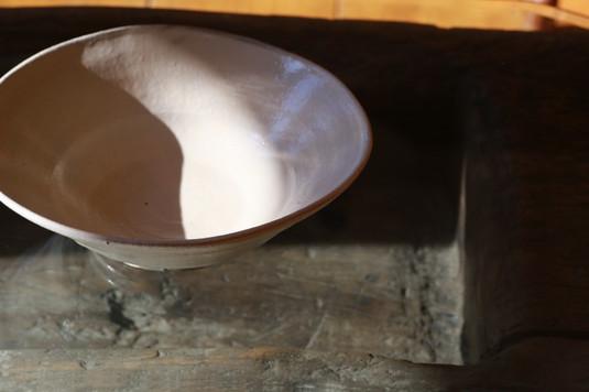 粉引鉢 B7218