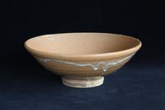 藁灰釉鉢 A5305