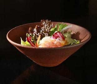 南蛮鉢  A9332/W 14.5 /D 14.0/H 6.5㎝  ¥7,000(税別)