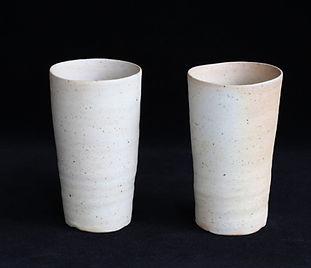 瓷器タンブラー A9322/W 7.1~7.5/H 12.5㎝/220㏄  ¥6,000(税別)