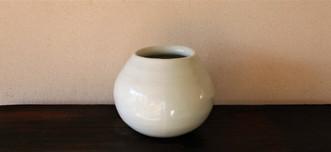 白瓷壺 P7309
