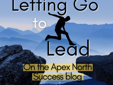 Let Go To Lead