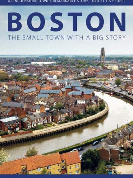 Boston - The Small Town with a Big Story Book