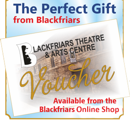 Blackfriars Gift Vouchers